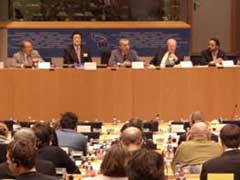EU議会訪問報告