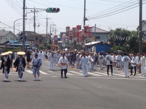 結城夏祭り