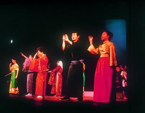アジアの歌声「ソング・オブ・アジア」