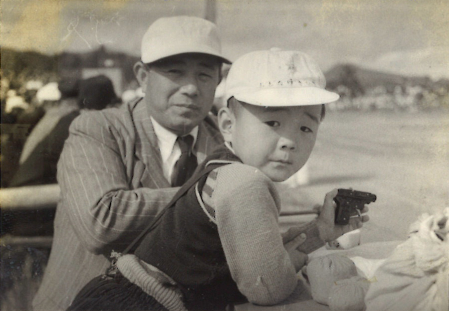 3.会瀬小学校時代
