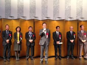 全日本仏教会の新年会に出席しました