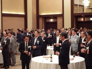 茨城県の税理士会3団体の合同総会に出席しました