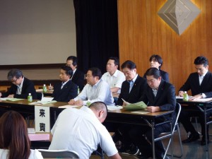 茨城農協労連の大会でご挨拶させて頂きました
