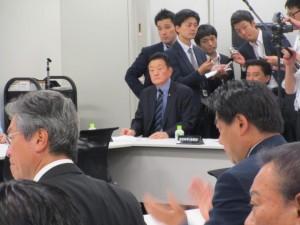 蓮舫内閣のネクスト外務大臣に就任しました