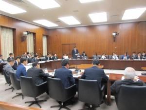 10月25日参議院外交防衛委員会にて質問しました
