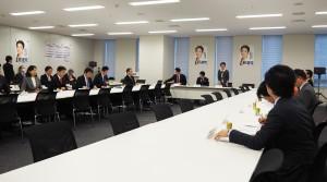 【民進党ニュース】「介護崩壊防止法案」の国会提出を了承 次の内閣