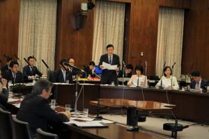参議院外交防衛委員会で、防衛省日報隠蔽問題について質問しました
