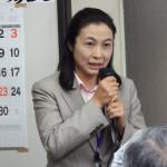 設楽詠美子県会議員の事務所開き及び総決起集会に出席しました
