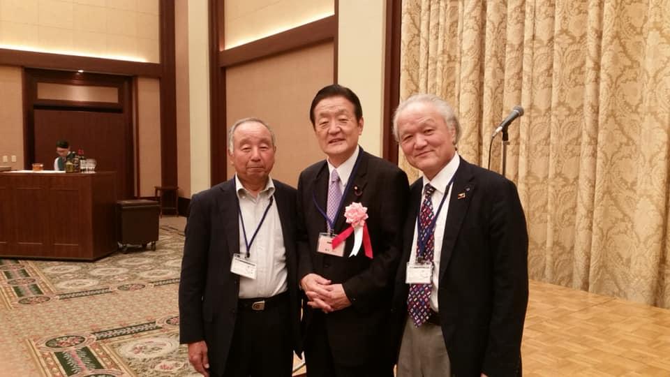 茨城県印刷工業組合 総会に出席しました!