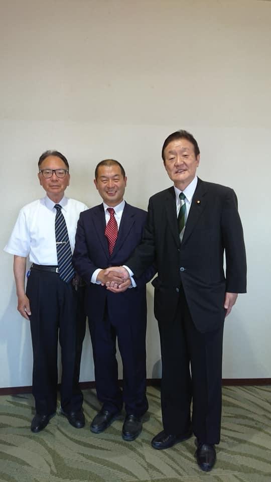 萩谷慎一さんを応援する会に参加させて頂きました。