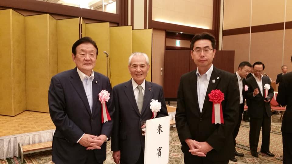 茨城県商工会連合会の総会に行って参りました。