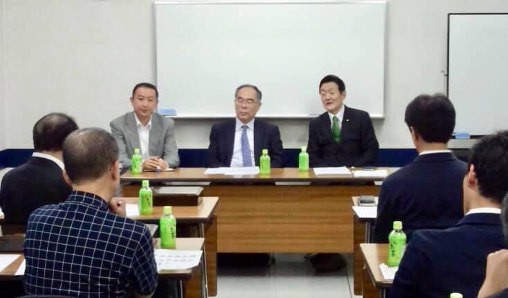 東京都北区と足立区の仲間の皆様に支援をお願いしました。