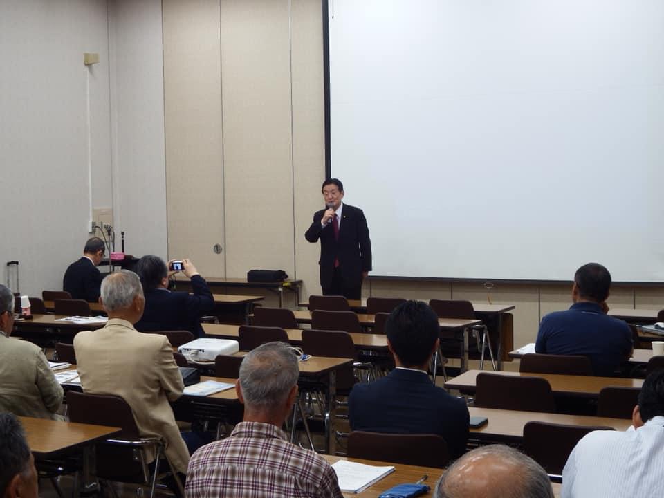茨城里山・バイオマス協議会の講演会に参加しました。