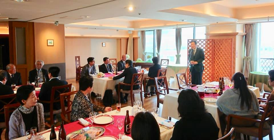 茨城県ホテル旅館組合日立支部総会に行って参りました。