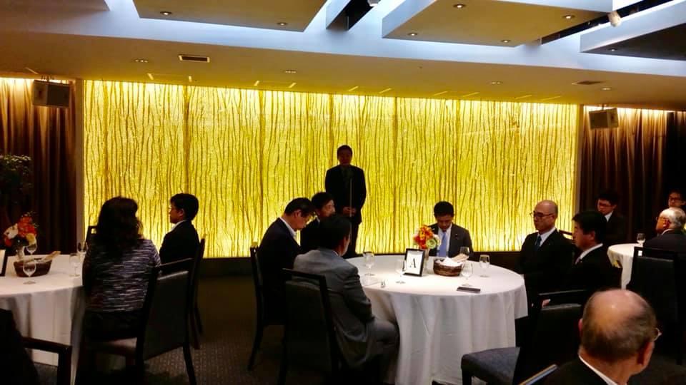 日本公認会計士協会の総会