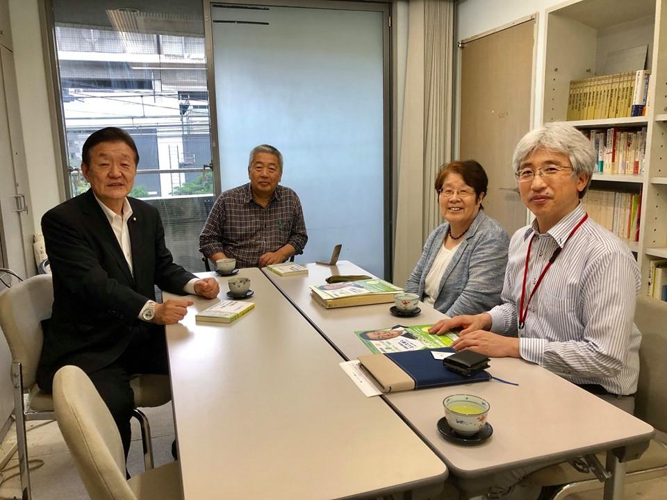 藤田幸久 本日 7/11(木)活動報告