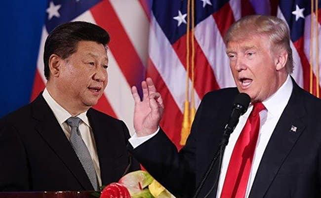 「米中貿易戦争終結のための米ドル切り下げ?」