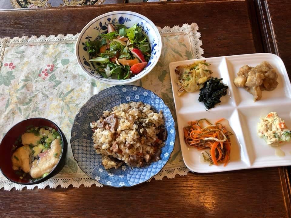 野菜作り日本一の鉾田市での手料理