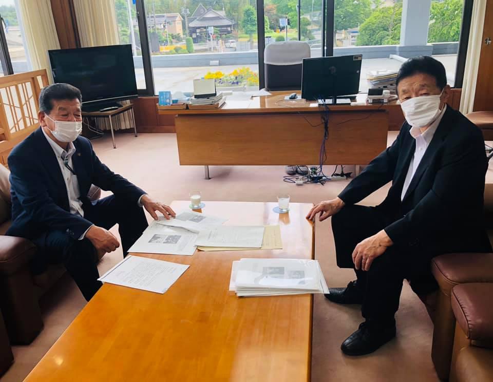 小美玉市の10万円特別定額給付金は県内最速