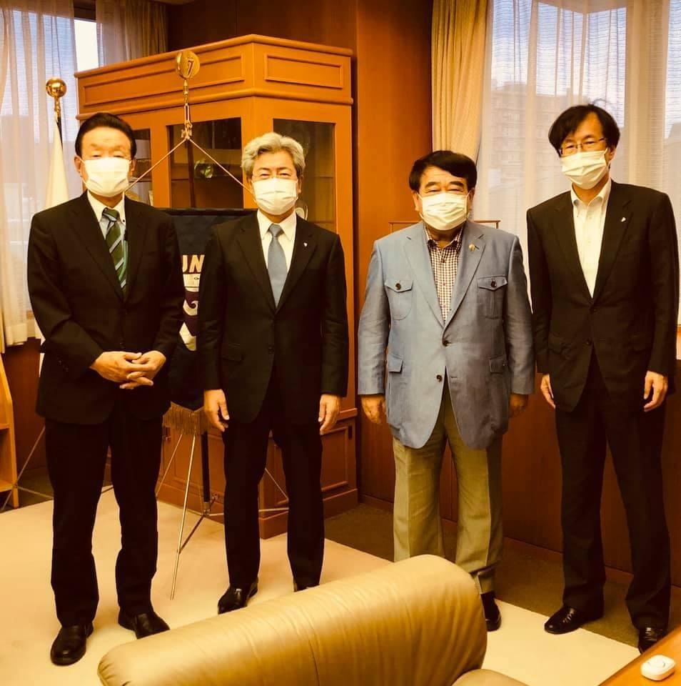 日本医師会と医療品の国産化を推進