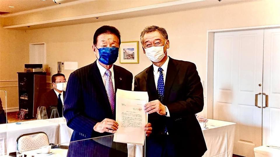 茨城県ホテル旅館組合から推薦を頂きました。